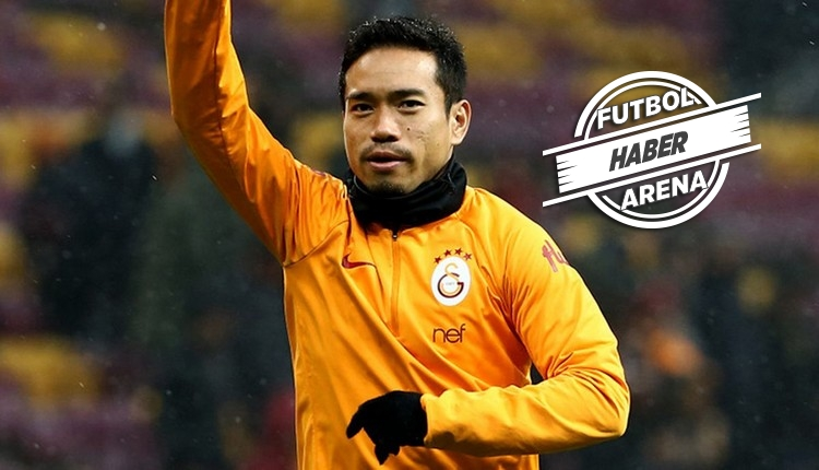 Nagatomo, Malatyaspor maçında oynayacak mı?