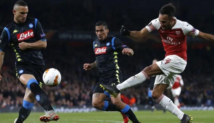 Napoli - Arsenal canlı ve şifresiz izle (Napoli - Arsenal beIN Sports İZLE)