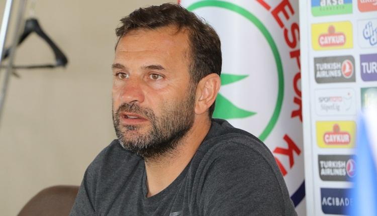 Okan Buruk'tan Beşiktaş maçı itirafı!