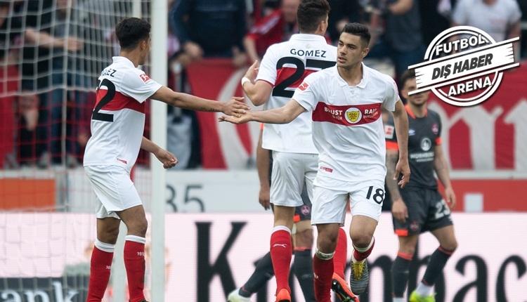 Ozan Kabak, Bundesliga'da en iyi genç futbolcu ödülüne aday gösterildi! Oy kullama fırsatı