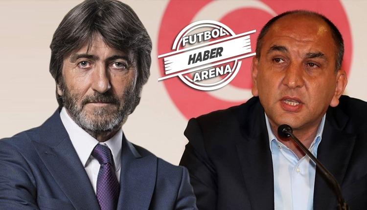 Rıdvan Dilmen'den Semih Özsoy'a yanıt: 'Dostunuz değilim!'