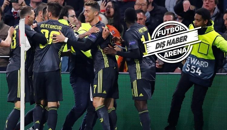 Şampiyonlar Ligi'nde Cristiano Ronaldo rüzgarı