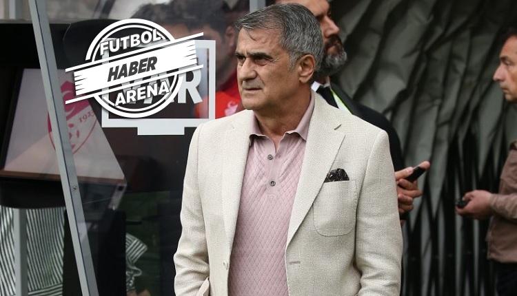 Şenol Güneş'ten Galatasaray derbisi sözleri
