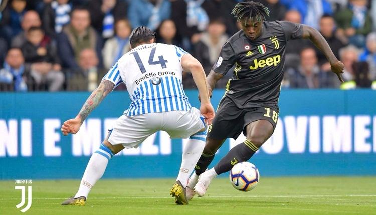 SPAL 2-1 Juventus maç özeti ve golleri (İZLE)