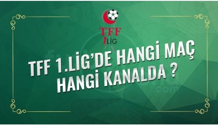 Spor Toto 1. Lig canlı şifresiz izle (TFF 1. Lig maçları beIN Sports izle)