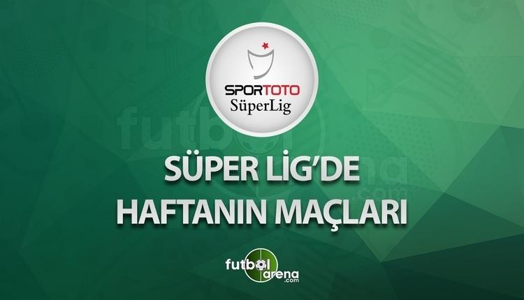 Süper Lig maçları ve puan durumu (Süper Lig canlı İZLE)