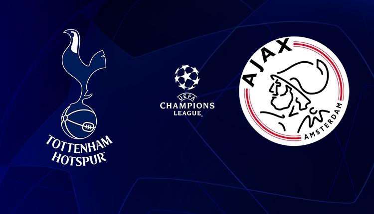 Tottenham - Ajax Şampiyonlar Ligi canlı izle (beIN Sports izle)