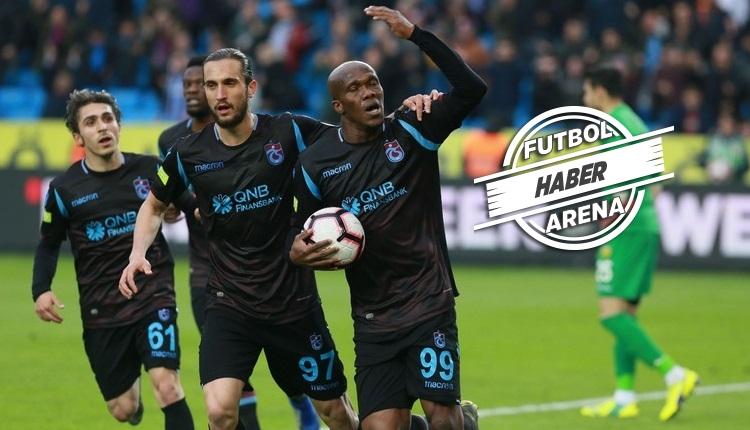 Trabzonspor'da Fenerbahçe maçının primi belli oldu
