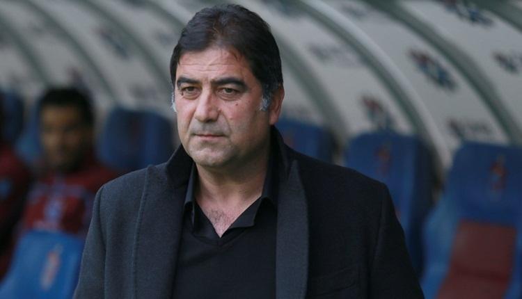 Trabzonspor'da Ünal Karaman'dan Fenerbahçe sözleri