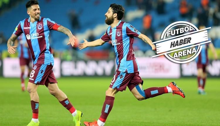 Trabzonspor'dan Olcay Şahan için sürpriz karar