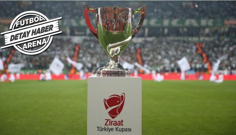 Türkiye Kupası Final maçı hangi gün, saat kaçta oynanacak?
