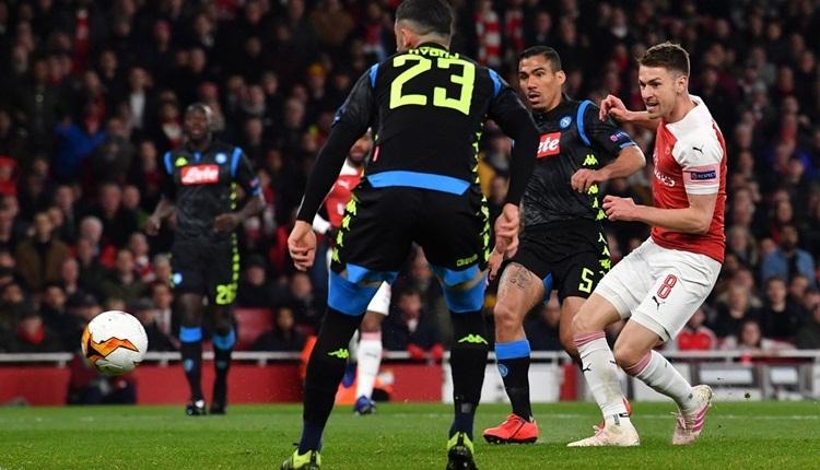 UEFA Avrupa Ligi maç sonuçları - Arsenal ve Benfica rahat kazandı