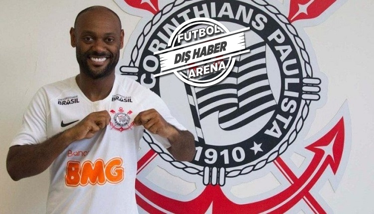 Vagner Love 89'da attı! Corinthians şampiyon oldu