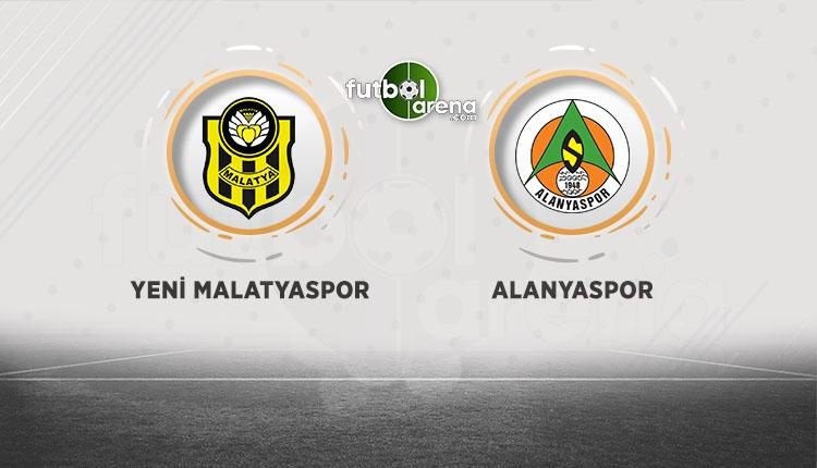 Yeni Malatyaspor - Aytemiz Alanyaspor maçı canlı izle (Bein Sports canlı izle)