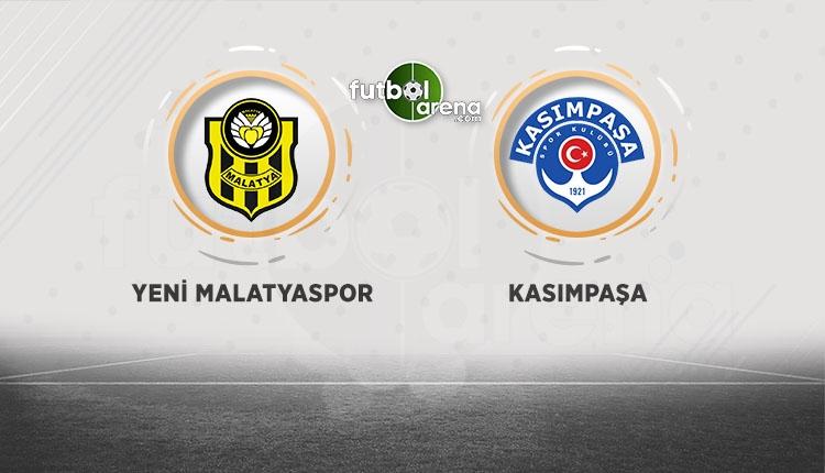 Yeni Malatyaspor Kasımpaşa canlı ve şifresiz izle (Yeni Malatyaspor Kasımpaşa beIN Sports İZLE)
