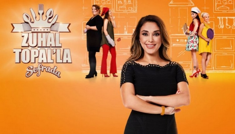 Zuhal Topal'la Sofrada canlı İZLE (FOX TV Zuhal Topal Sofrada İZLE)