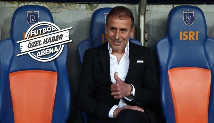 Abdullah Avcı, Beşiktaş yönetimine sunum yaptı