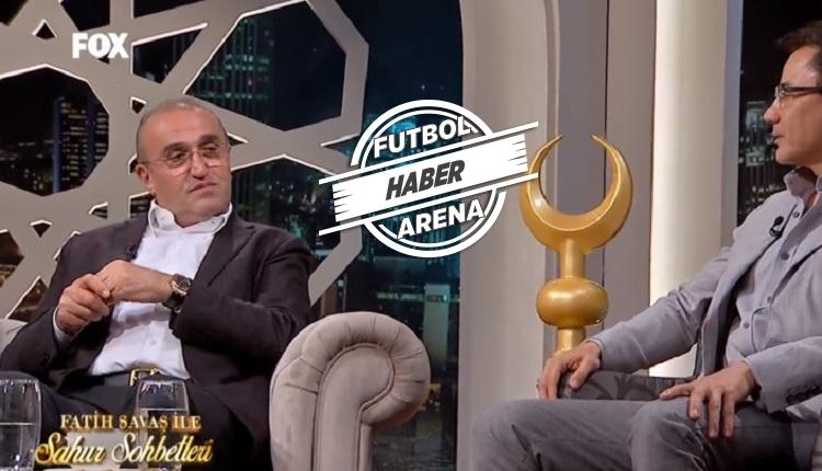Abdurrahim Albayrak Fox TV'de Sahur Sohbetleri