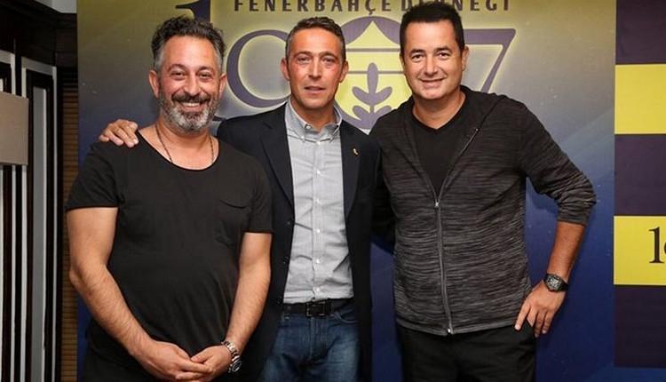 Acun Ilıcalı'dan Fenerbahçelileri heyecanlandıracak paylaşım