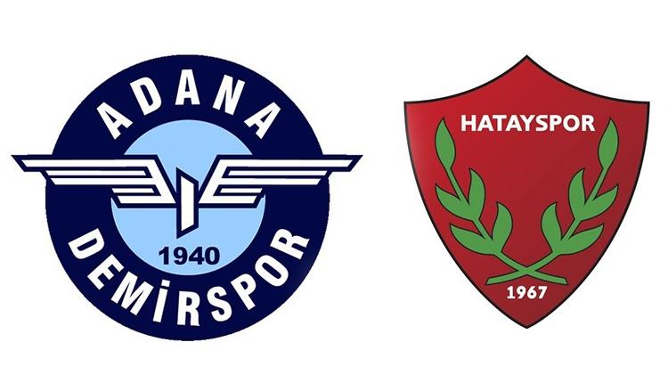 Adana Demirspor Hatayspor play-off maçı ne zaman?