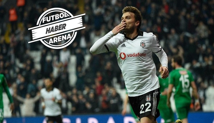 Adem Ljajic'in bonservisi resmen Beşiktaş'ta! KAP açıklaması