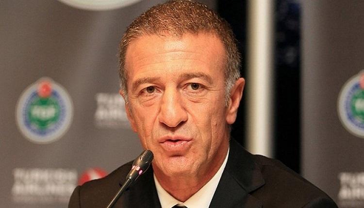 Ahmet Ağaoğlu'ndan flaş UEFA ve transfer açıklaması