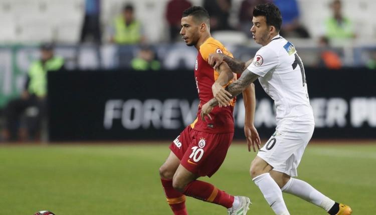 Akhisarspor 1-3 Galatasaray maç özeti ve golleri (İZLE)