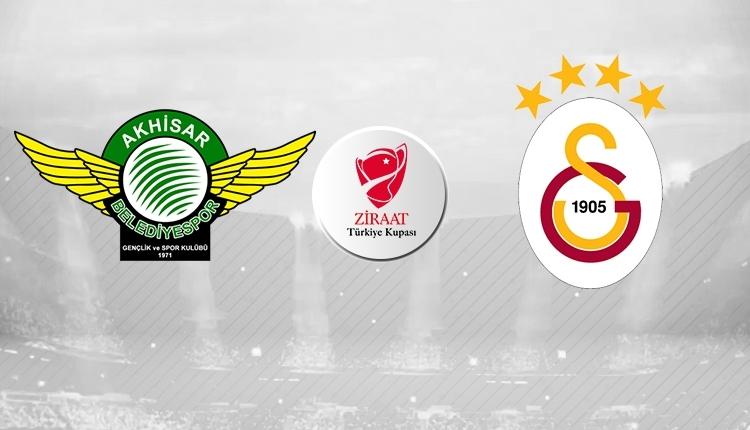 Akhisarspor - Galatasaray canlı izle, Akhisarspor - Galatasaray Türkiye Kupası maçı hangi kanalda? (Akhisar GS Türkiye Kupası finali canlı İZLE)