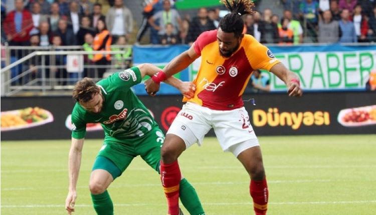 Akhisarspor - Galatasaray maçı ilk 11'leri açıklandı