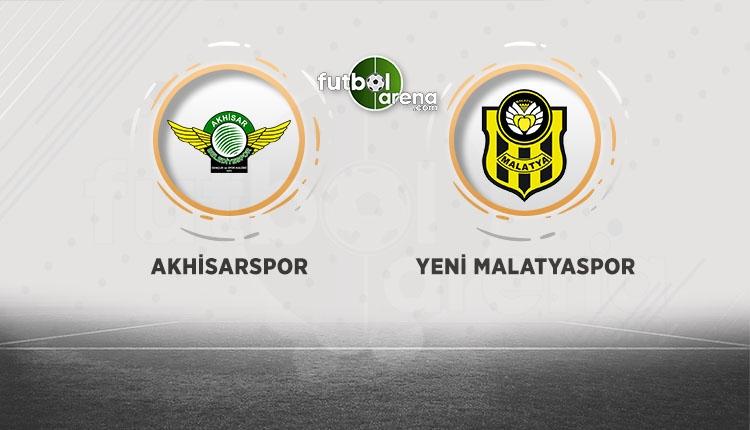 Akhisarspor Yeni Malatyaspor canlı ve şifresiz izle (Akhisarspor - Malatyaspor beIN Sports İZLE)