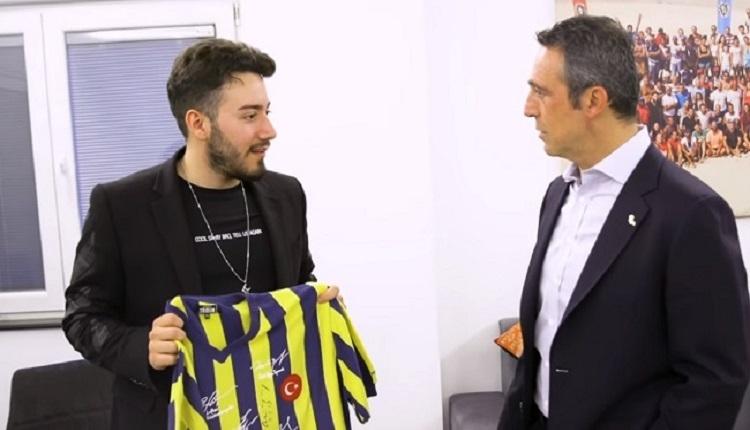 Ali Koç'tan Enes Batur'a:
