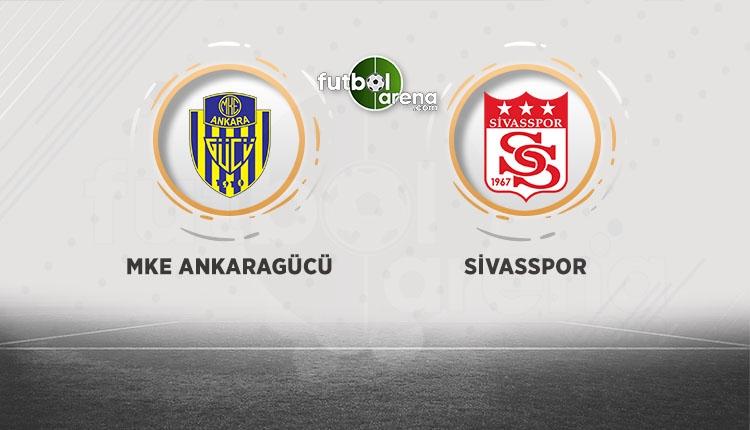 Ankaragücü Sivasspor canlı ve şifresiz izle (Ankaragücü - Sivasspor beIN Sports İZLE)