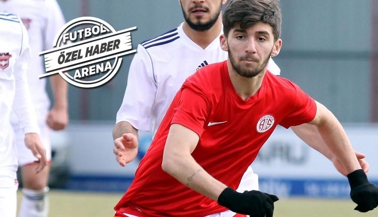 Antalyaspor'da Doğukan Sinik'ın transferi