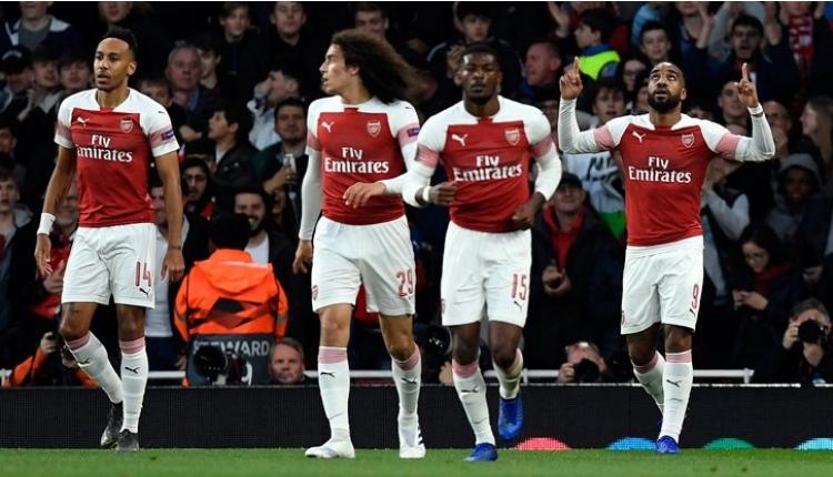 Arsenal 3-1 Valencia maç özeti ve golleri (İZLE)