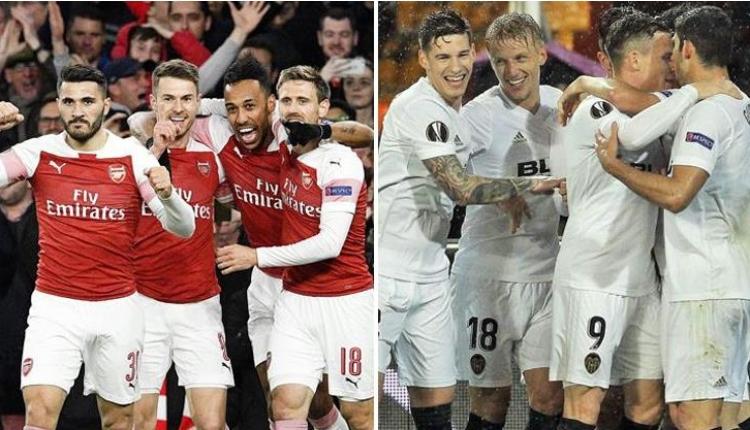 Arsenal - Valencia canlı, şifresiz izle (beIN Sports CANLI)