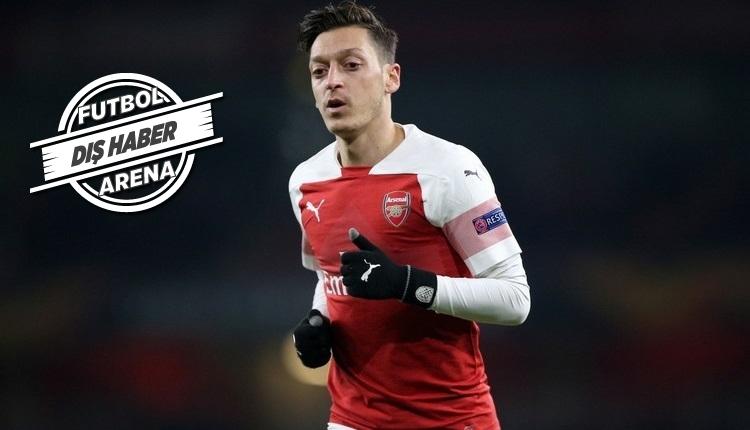 Arsenal'den Mesut Özil kararı! Transfer