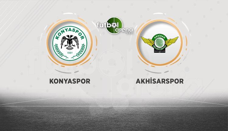 Atiker Konyaspor - Akhisarspor canlı izle (beIN Sports canlı izle)