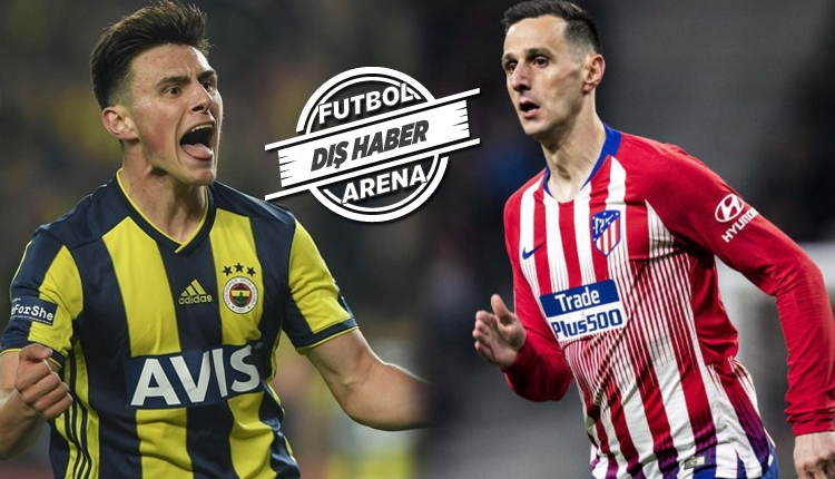 Atletico Madrid'den Eljif Elmas için Nikola Kalinic teklifi