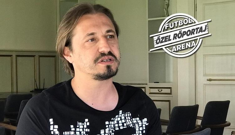 Ayhan Akman: 'Hedefim Galatasaray'ın başında olmak'