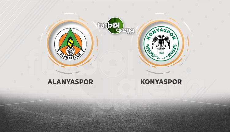 Aytemiz Alanyaspor - Atiker Konyaspor canlı izle (beIN Sports canlı izle)