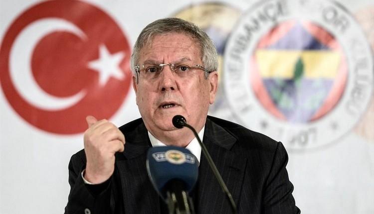 Aziz Yıldırım: 'Fenerbahçe'de bir daha görev almayacağım'