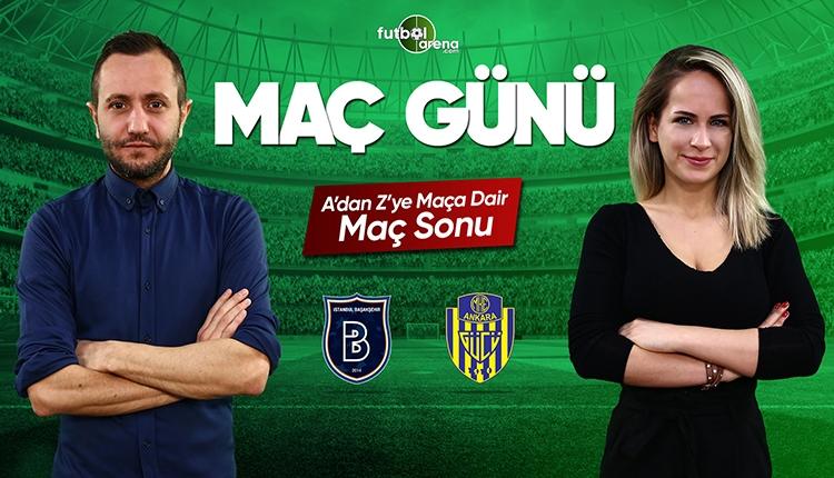 Başakşehir - Ankaragücü maç özeti ve golleri | CANLI
