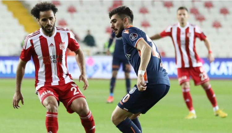 Sivasspor 0-0 Medipol Başakşehir maç özeti ve golleri (İZLE)