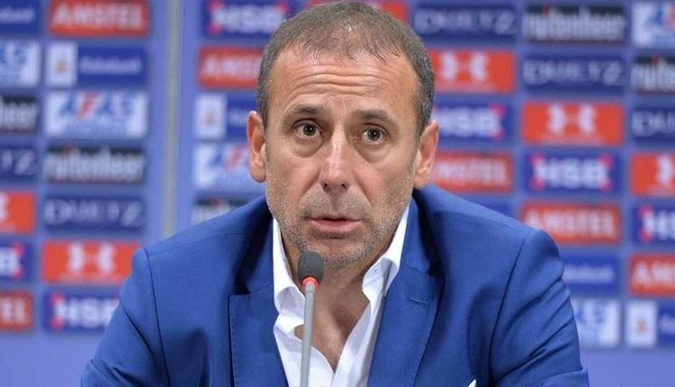Başakşehir'den Abdullah Avcı ve transfer açıklaması