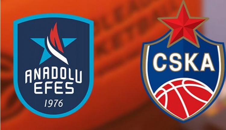beIN Sports 3 Anadolu Efes - CSKA Moskova canlı, şifresiz izle