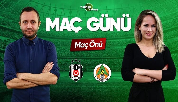 Beşiktaş - Aytemiz Alanyaspor canlı izle | CANLI
