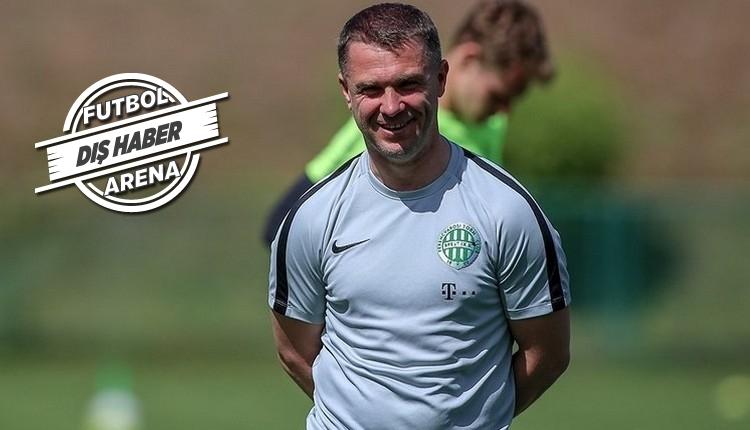 Beşiktaş için Sergei Rebrov iddiası!