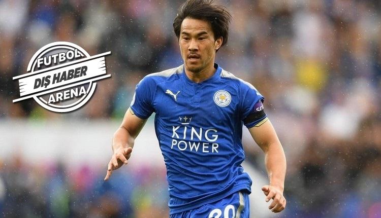 Beşiktaş ile anılan Shinji Okazaki'den transfer sinyali
