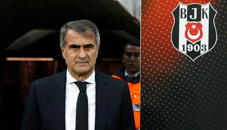 Beşiktaş'ın Alanyaspor maçı ilk 11'i açıklandı! Şenol Güneş'in sağ bek tercihi