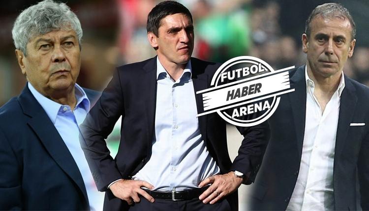 Beşiktaş'ın teknik direktör adayları! Abdullah Avcı mı, Lucescu mu?
